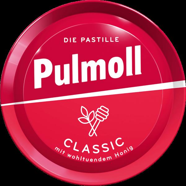 Pulmoll Hustenbonbon Classic Dose