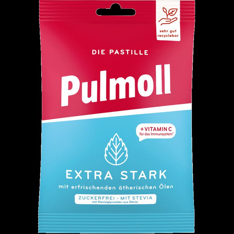 Pulmoll Hustenbonbon Extra Stark Beutel