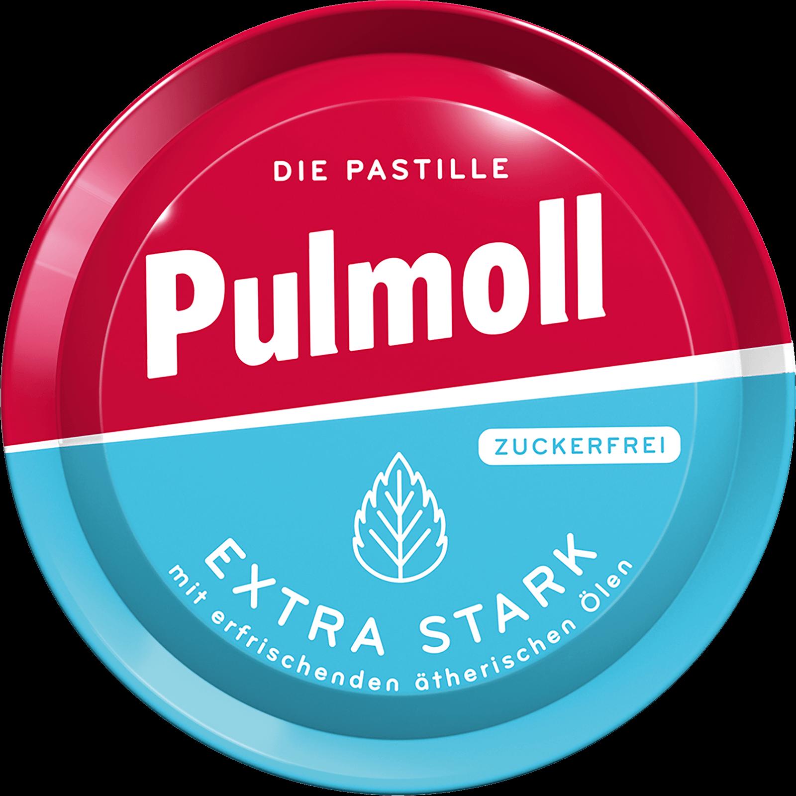 Pulmoll Hustenbonbon Extra Stark Dose