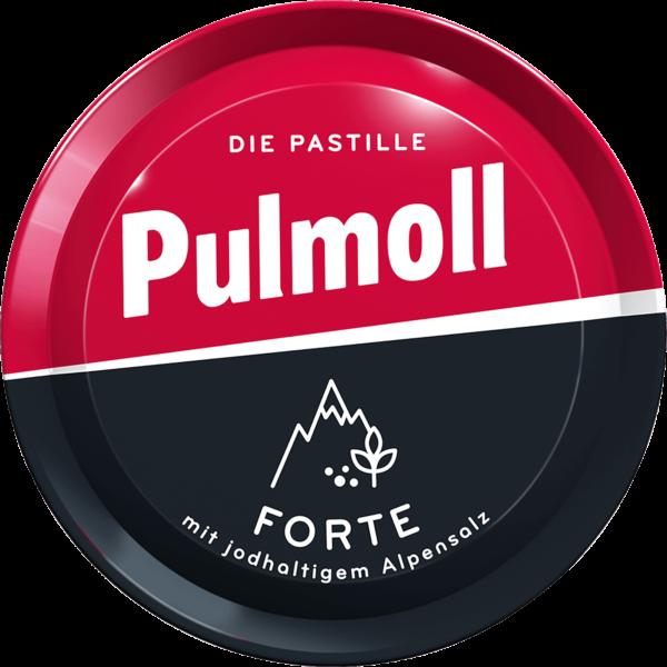 Pulmoll Hustenbonbon Forte Dose