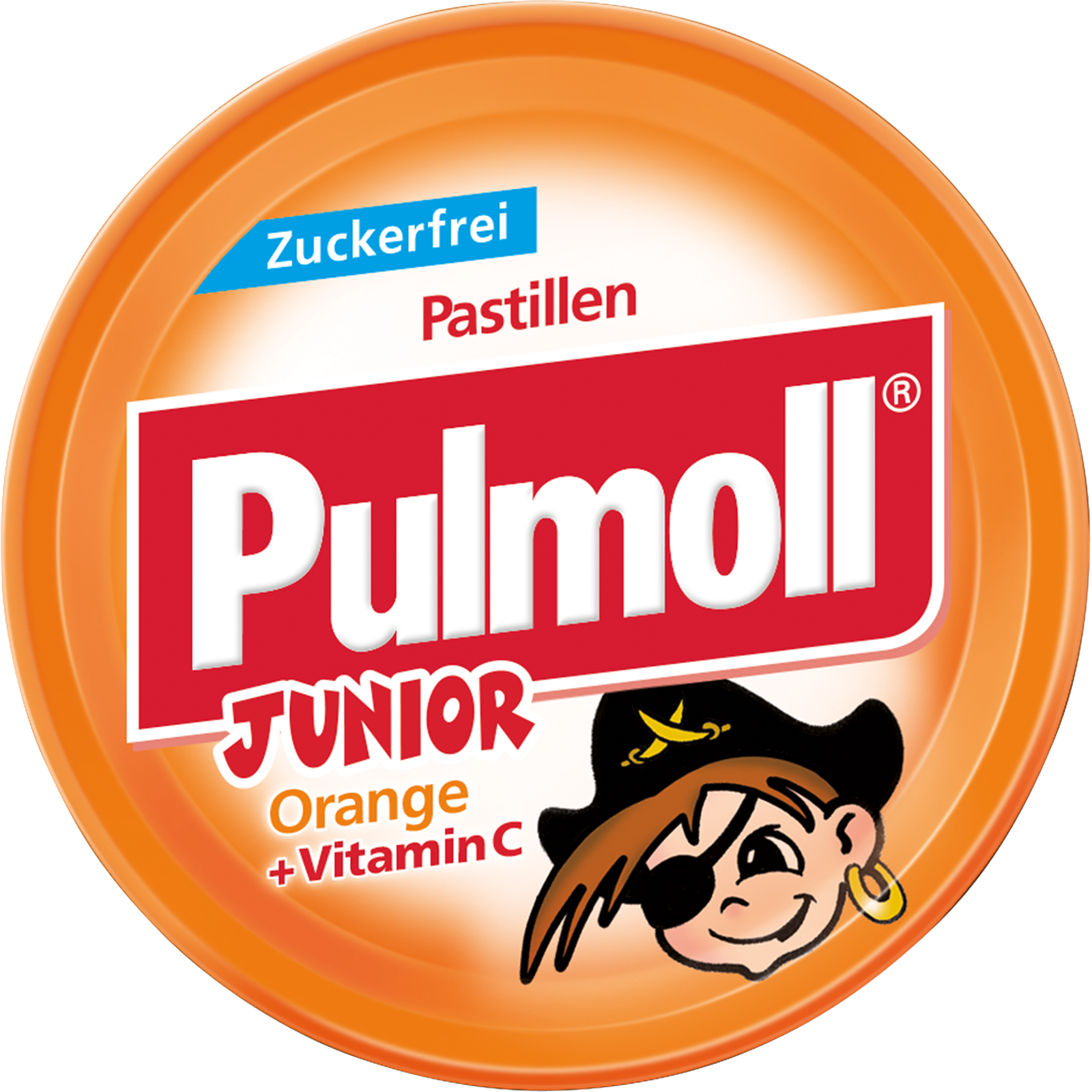 Pulmoll Hustenbonbon Junior Orange