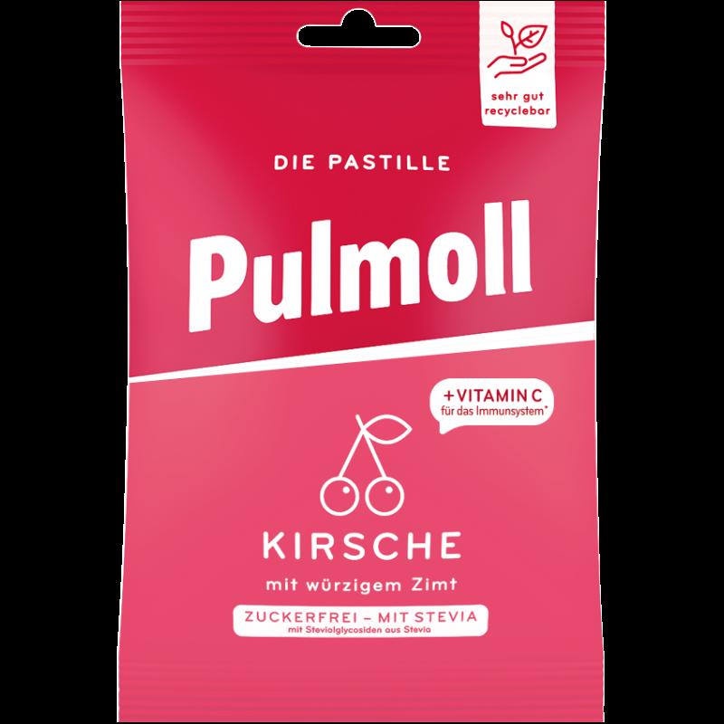 Pulmoll Hustenbonbon Kirsche Beutel