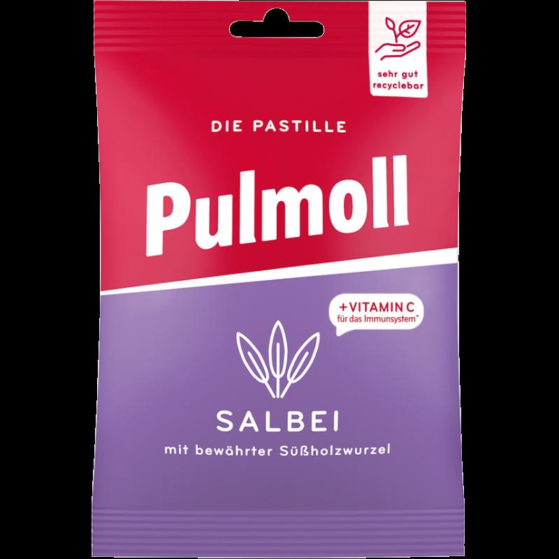 Pulmoll Hustenbonbon Salbei Beutel