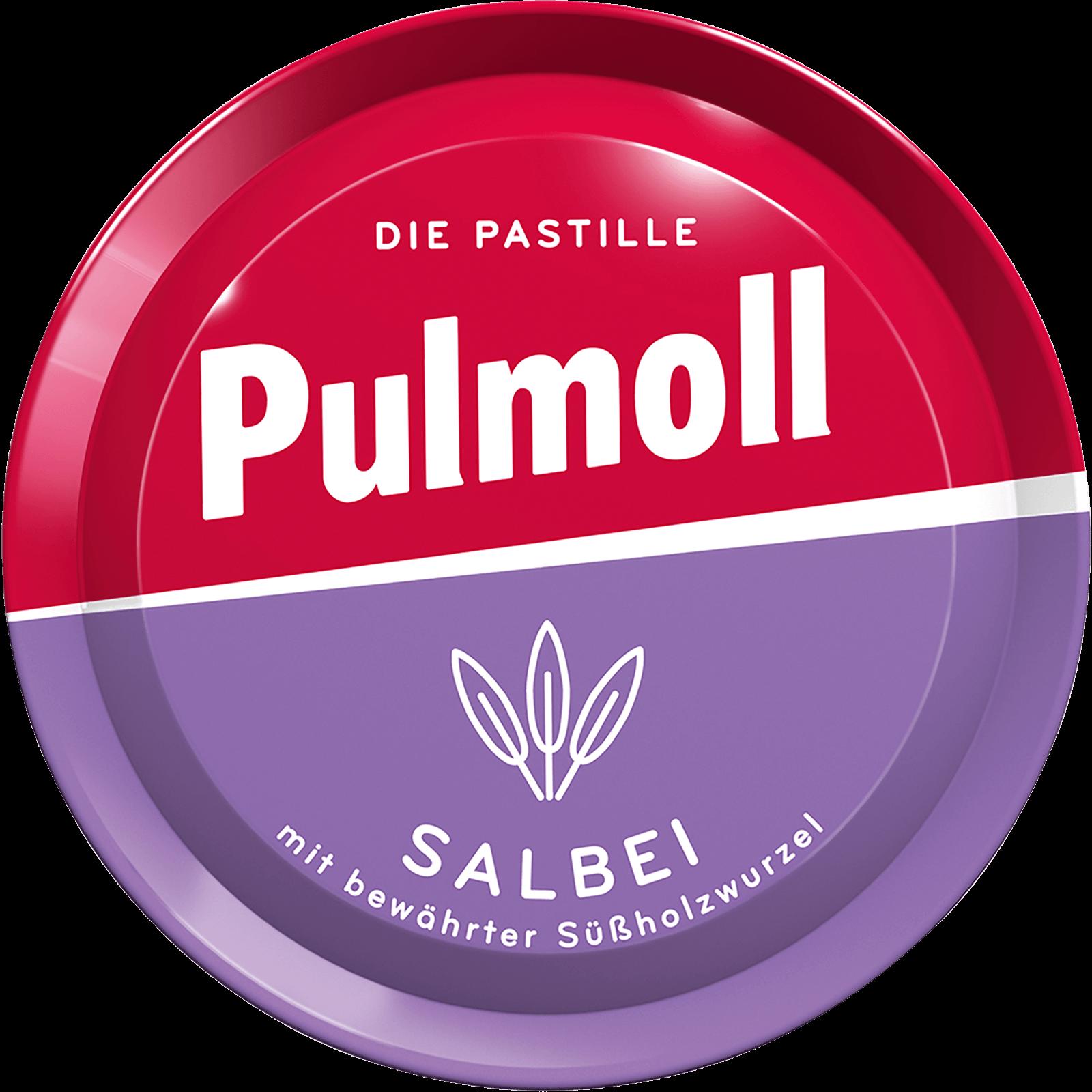 Pulmoll Hustenbonbon Salbei Dose